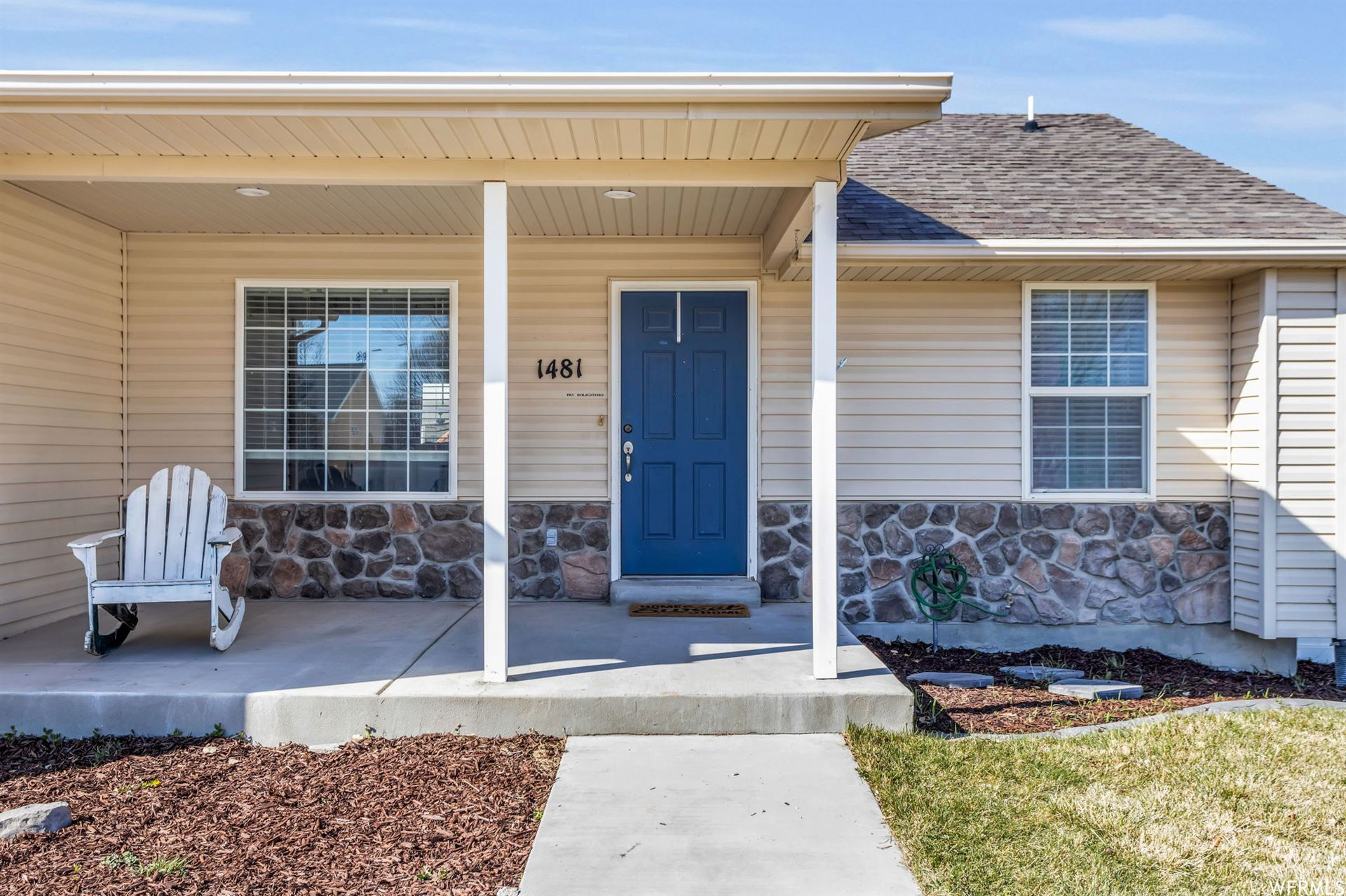 Photo of 1481 E HAWK S WAY, Eagle Mountain, UT 84005 (MLS # 1733058)