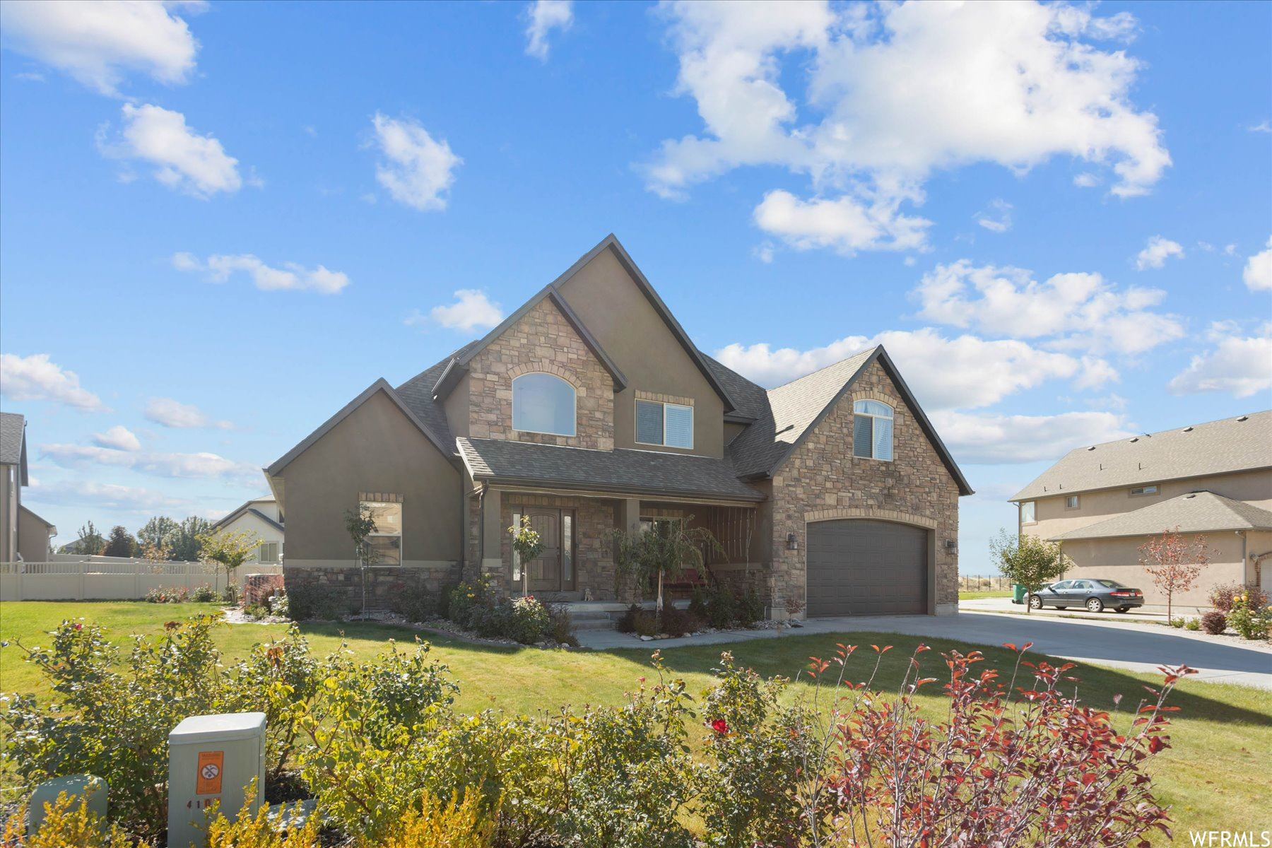 Photo of 4107 W VIEW POINTE DR, Highland, UT 84003 (MLS # 1776073)
