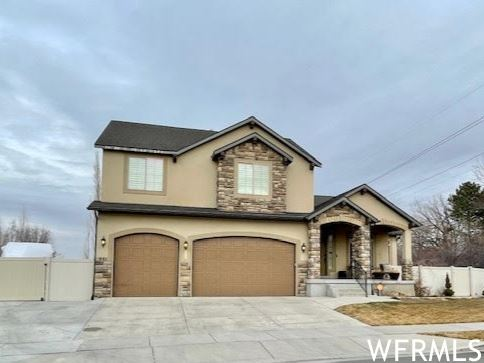 Photo of 991 E FALLBROOK WAY, Sandy, UT 84094 (MLS # 1720078)