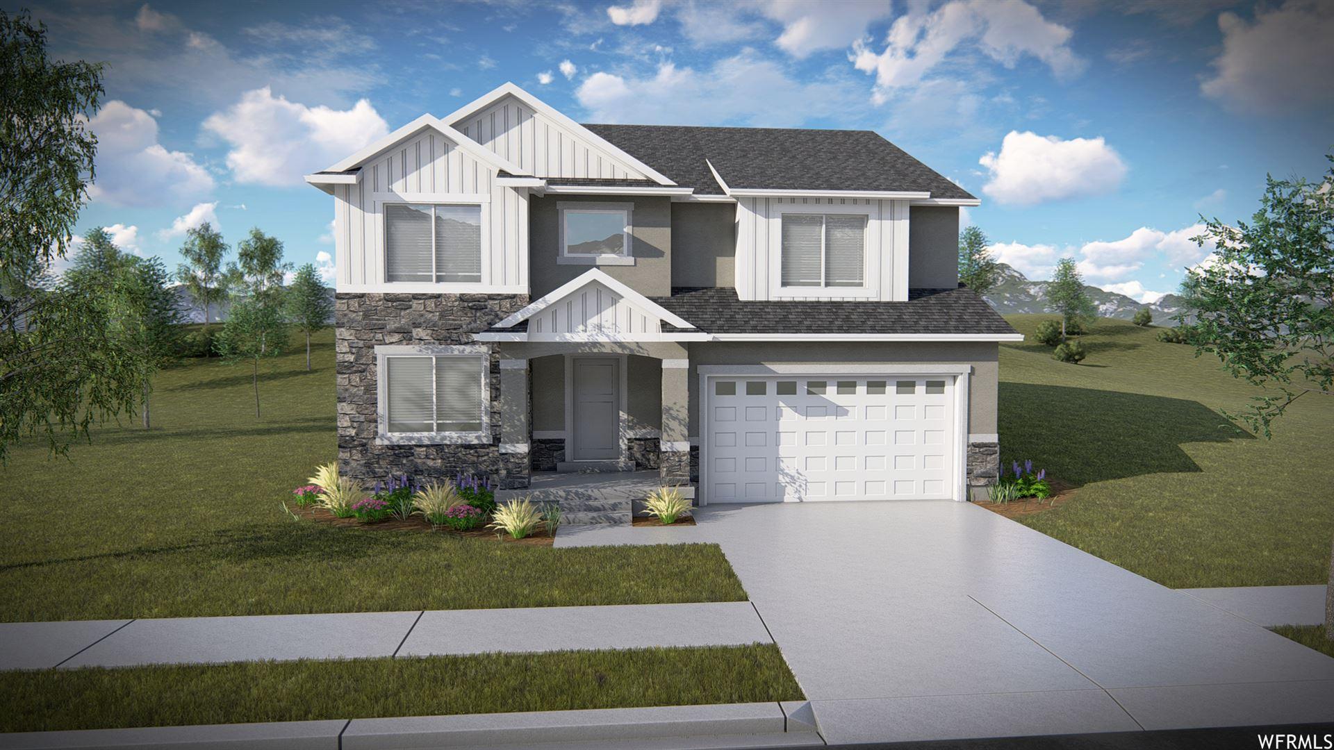 Photo of 1332 W QUAILHILL RD #1725, Saratoga Springs, UT 84045 (MLS # 1732078)