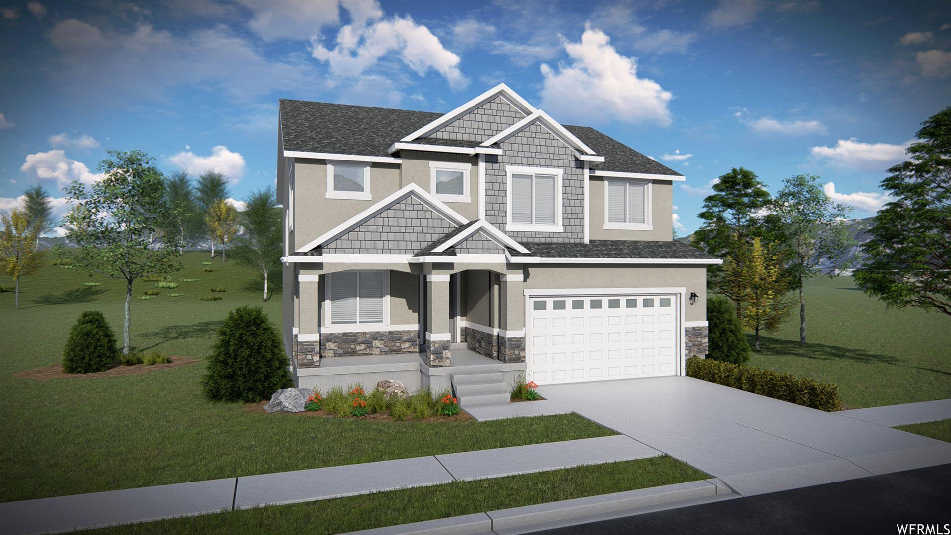 Photo of 1324 W QUAILHILL RD #1726, Saratoga Springs, UT 84045 (MLS # 1732081)