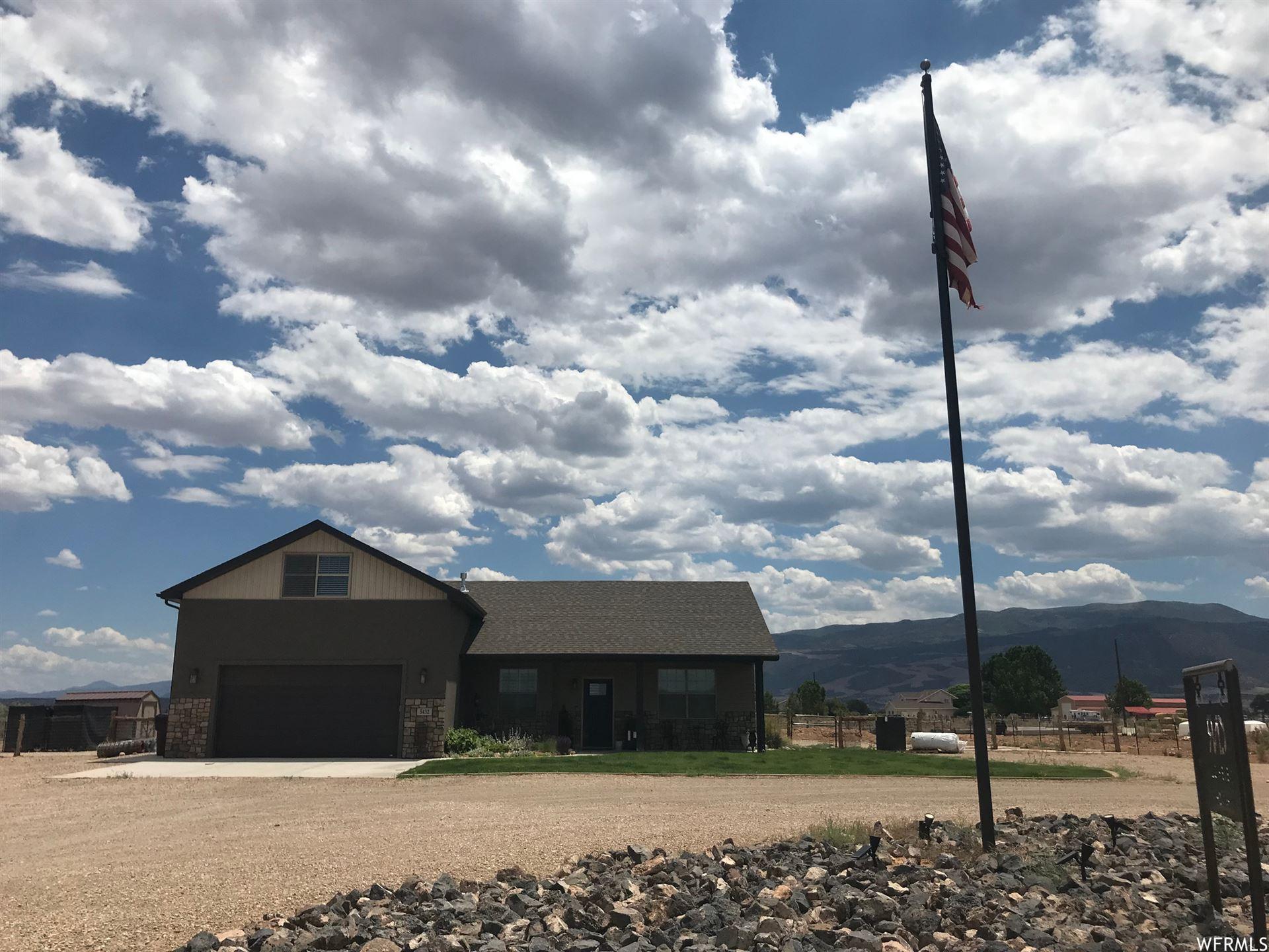 Photo of 5432 N 1700 W, Cedar City, UT 84721 (MLS # 1758084)