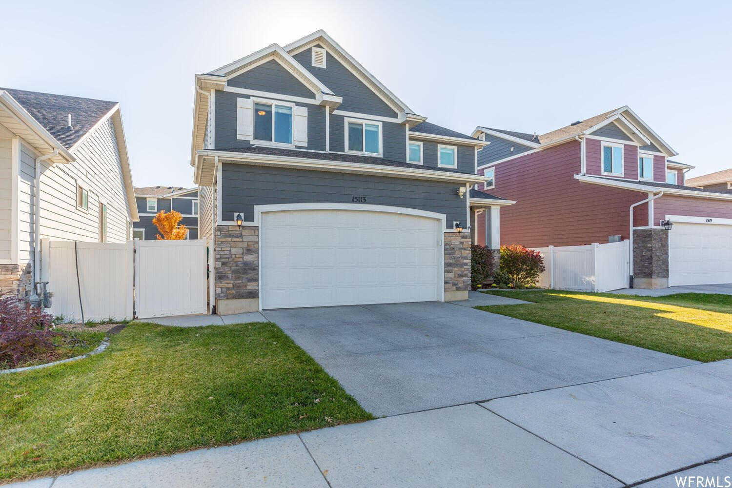 Photo of 15113 S HONOR DR, Bluffdale, UT 84065 (MLS # 1776091)
