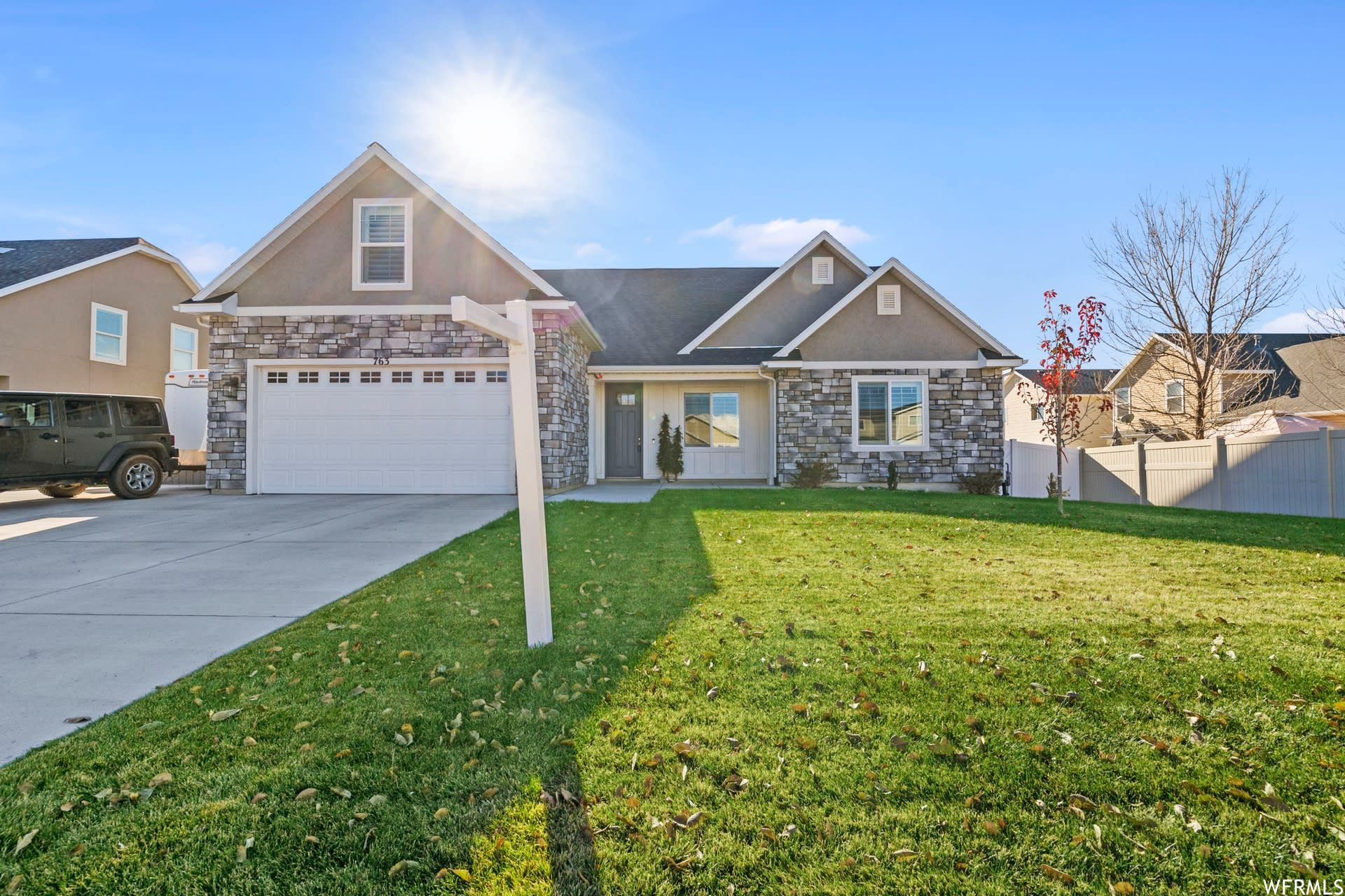 Photo of 763 W 600 S, Springville, UT 84663 (MLS # 1713116)
