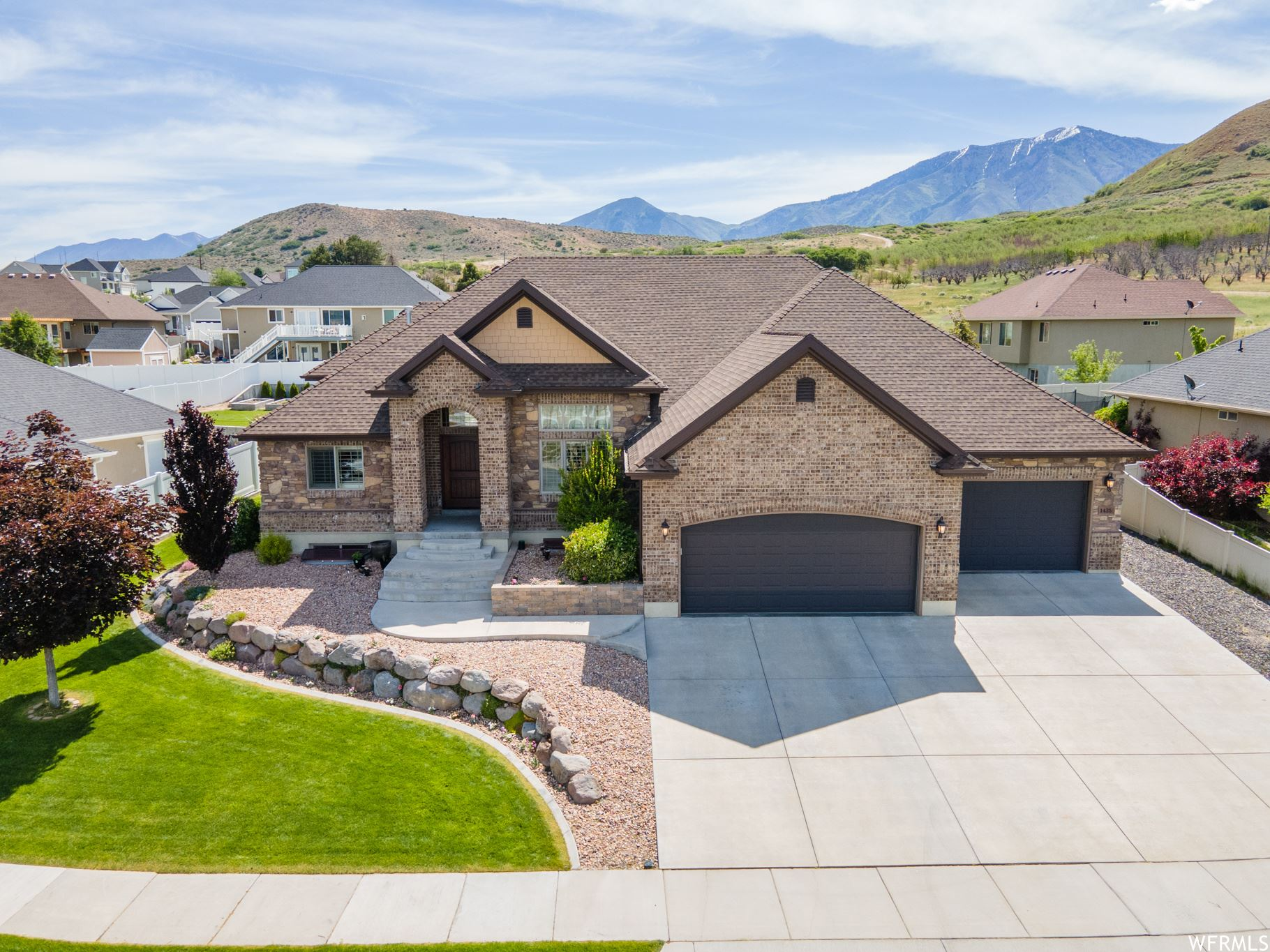 Photo of 1435 RILEY DR, Payson, UT 84651 (MLS # 1746119)