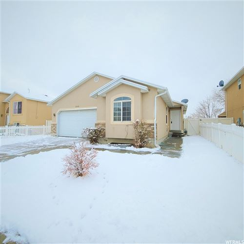 Photo of 3311 W LOSSER DR #LOT218, West Valley City, UT 84119 (MLS # 1721133)