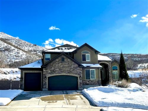 Photo of 1376 E LANTERN LN, Draper, UT 84020 (MLS # 1727135)