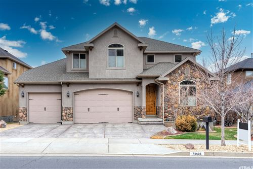 Photo of 14838 S MANILLA DR, Draper, UT 84020 (MLS # 1732135)