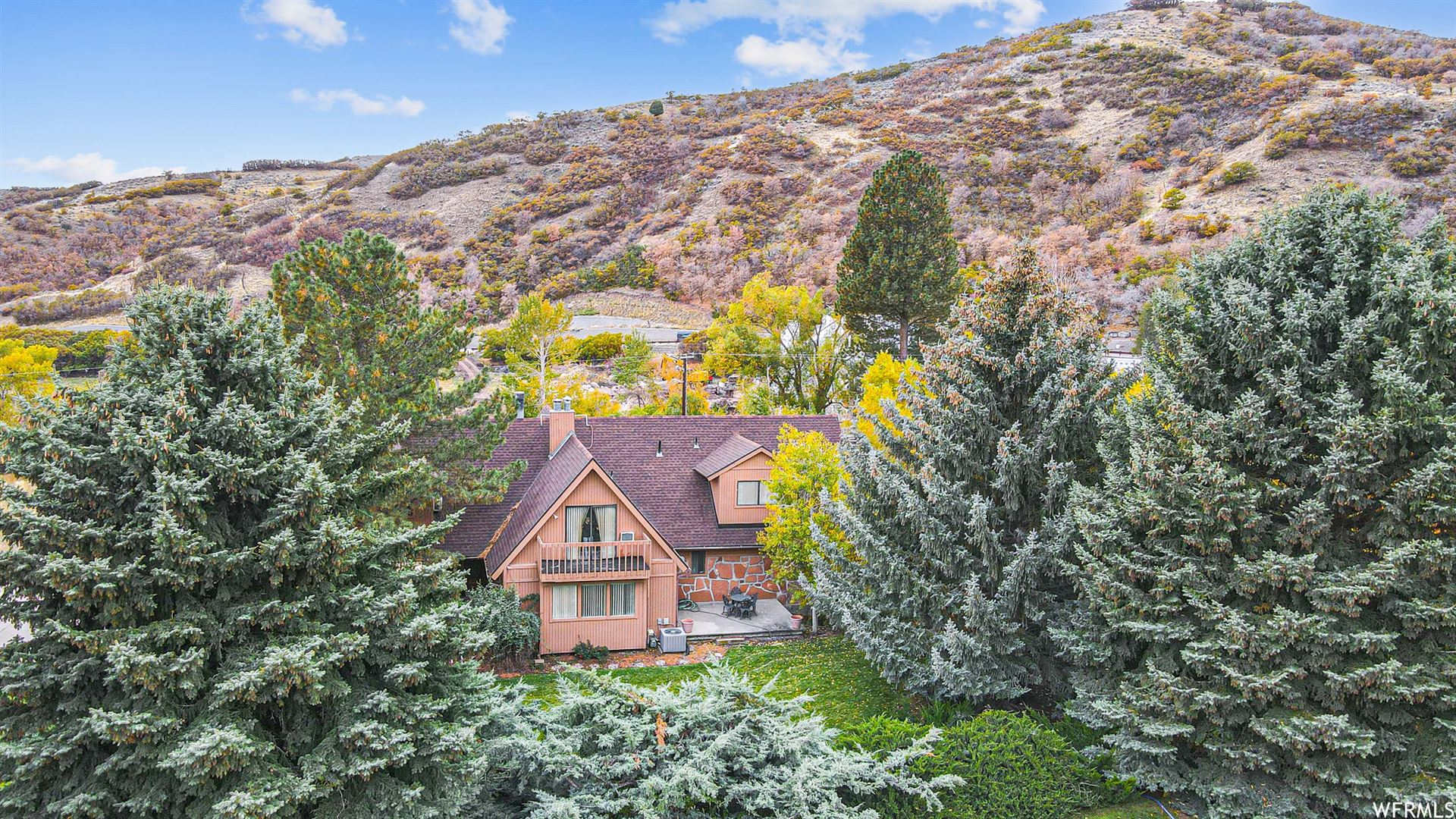 Photo of 1836 N FORT CANYON RD W, Alpine, UT 84004 (MLS # 1774144)