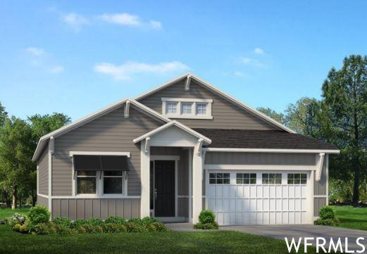 Photo of 9178 S RENOIR LN #120, Cottonwood Heights, UT 84093 (MLS # 1773150)