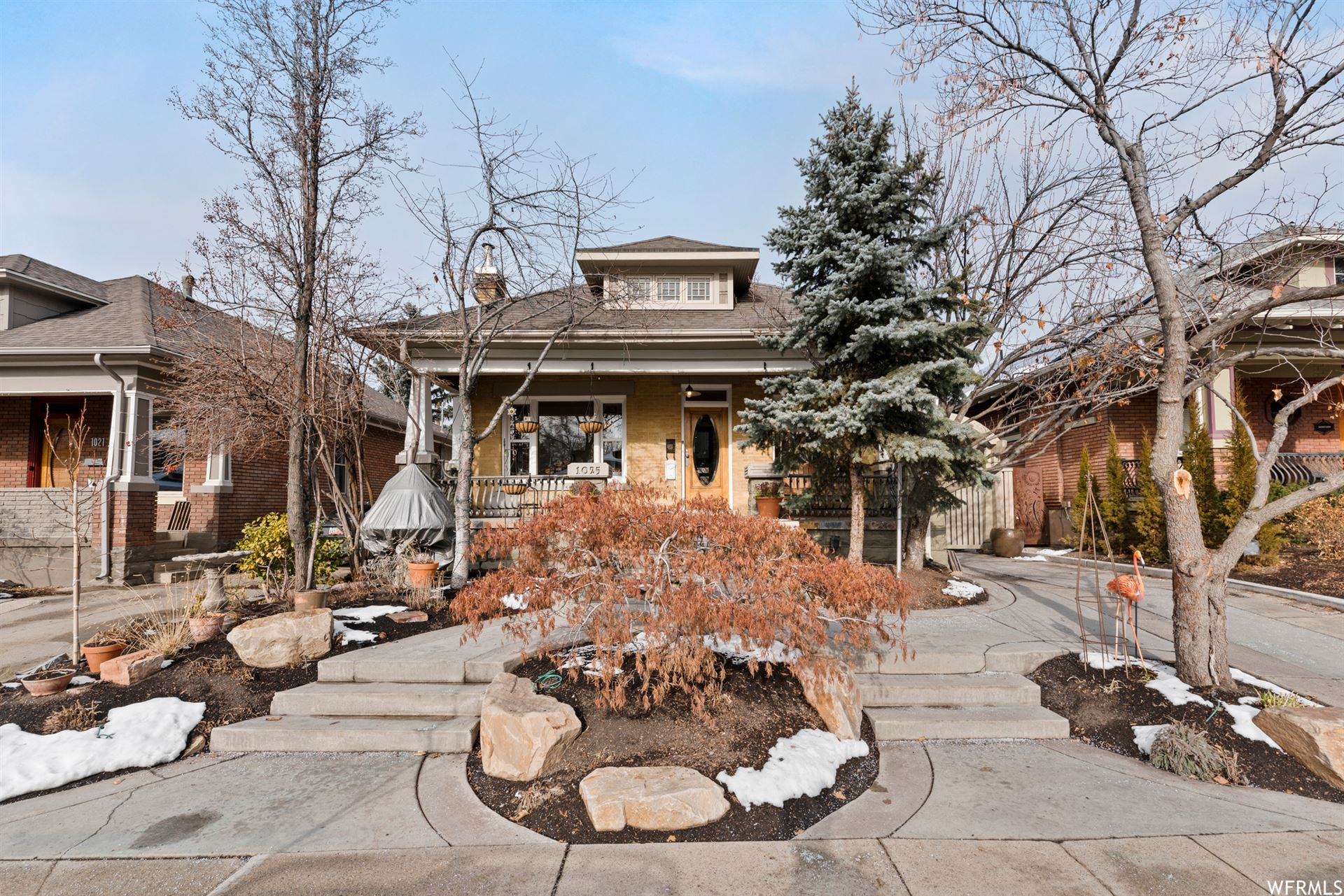 Photo of 1025 E HOLLYWOOD S AVE, Salt Lake City, UT 84105 (MLS # 1717170)