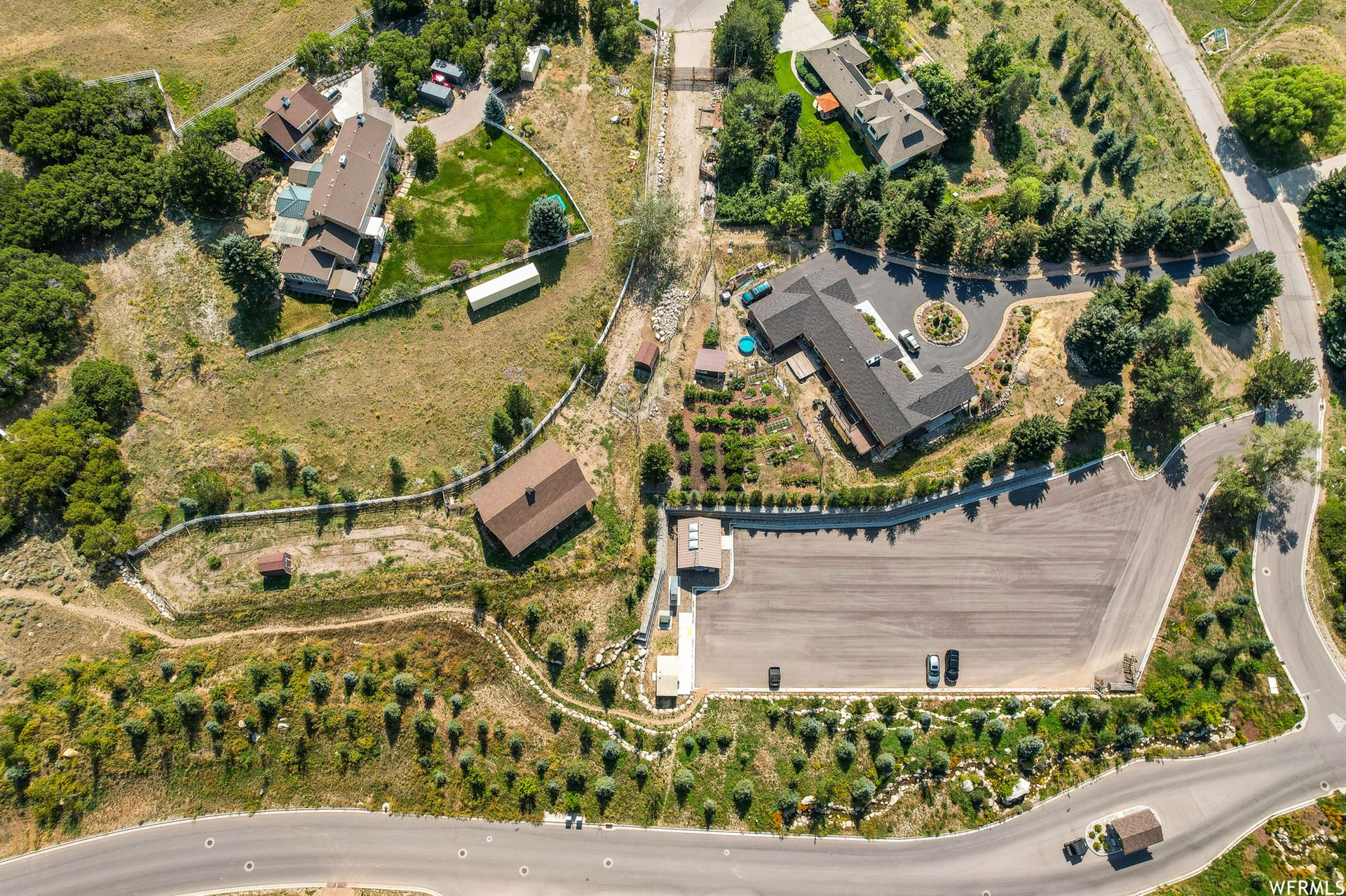 Photo of 1801 N FORT CANYON RD, Alpine, UT 84004 (MLS # 1767192)