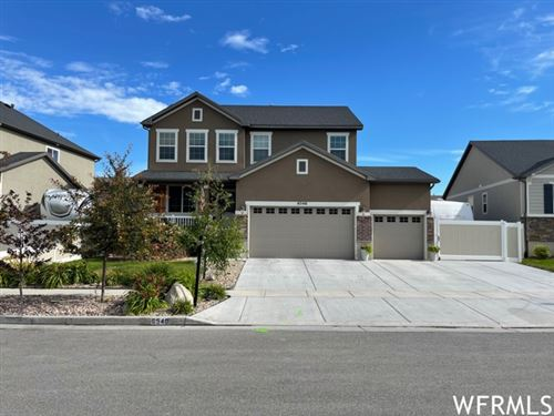 Photo of 6546 N VALLEY POINT WAY, Stansbury Park, UT 84074 (MLS # 1759195)