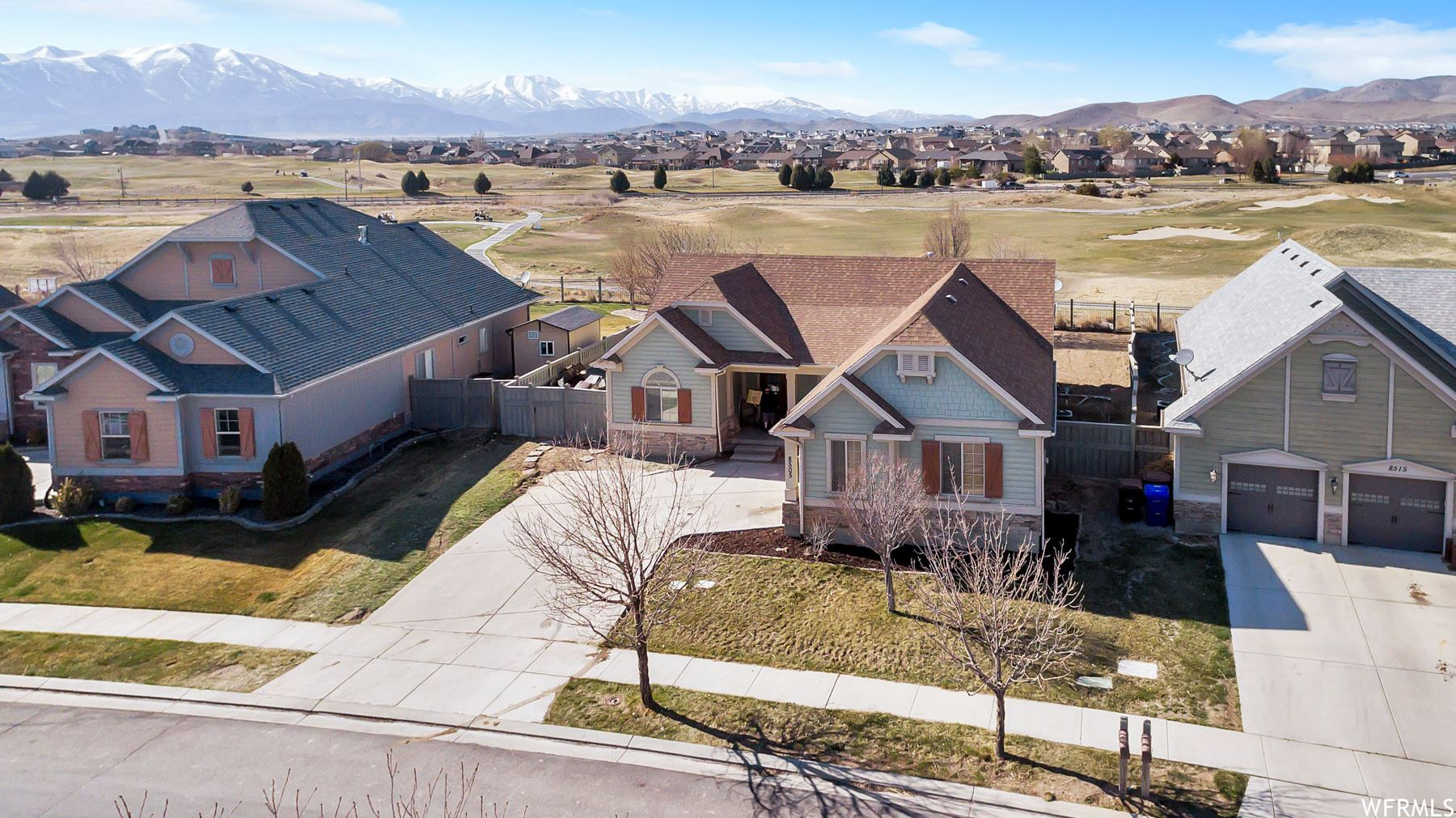 Photo of 8505 N TURNBERRY RD, Eagle Mountain, UT 84005 (MLS # 1733199)