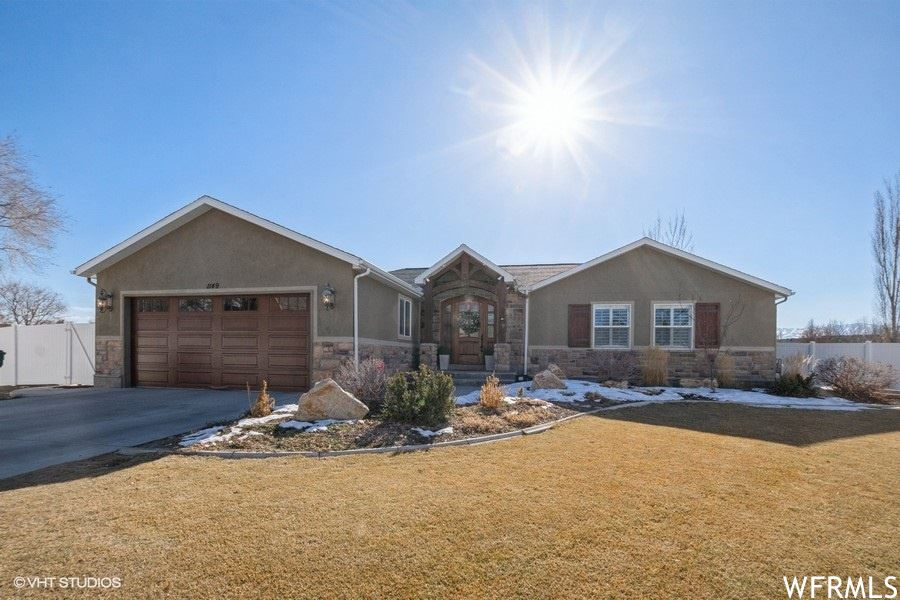 Photo of 1149 W 12400 S, Riverton, UT 84065 (MLS # 1726213)