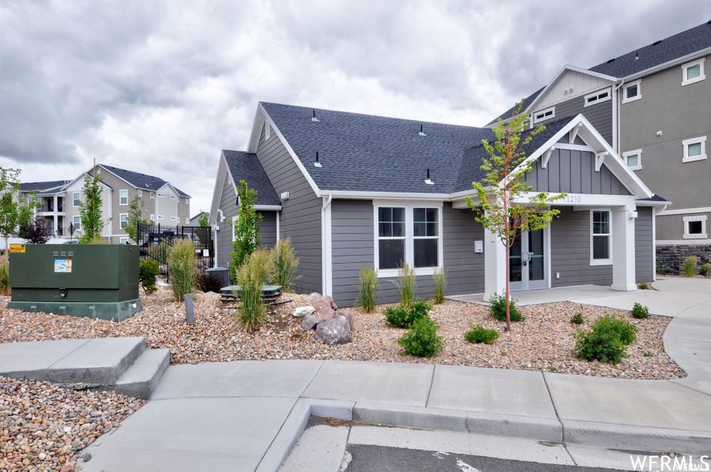 Photo of 13228 S DOMINICA W LN #K102, Herriman, UT 84096 (MLS # 1734227)