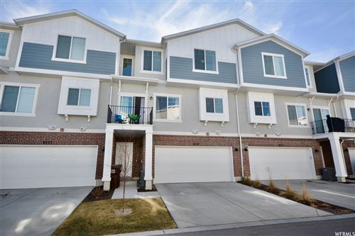Photo of 4219 W MILLSITE PARK CT #445, Riverton, UT 84096 (MLS # 1727228)