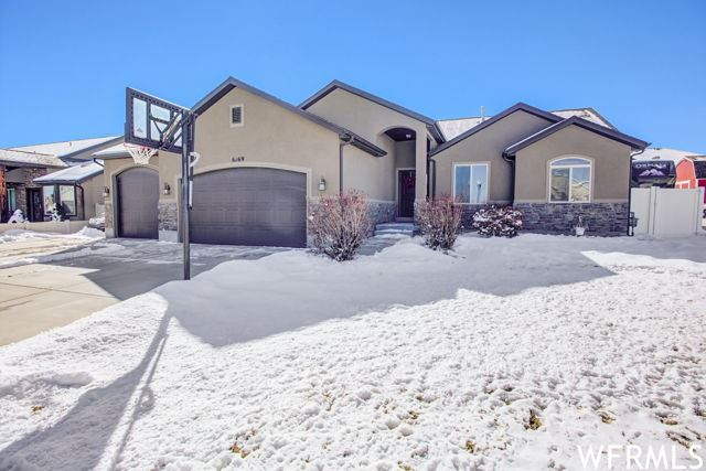 Photo of 6169 W RIDGE MESA CIR, West Valley City, UT 84128 (MLS # 1727238)
