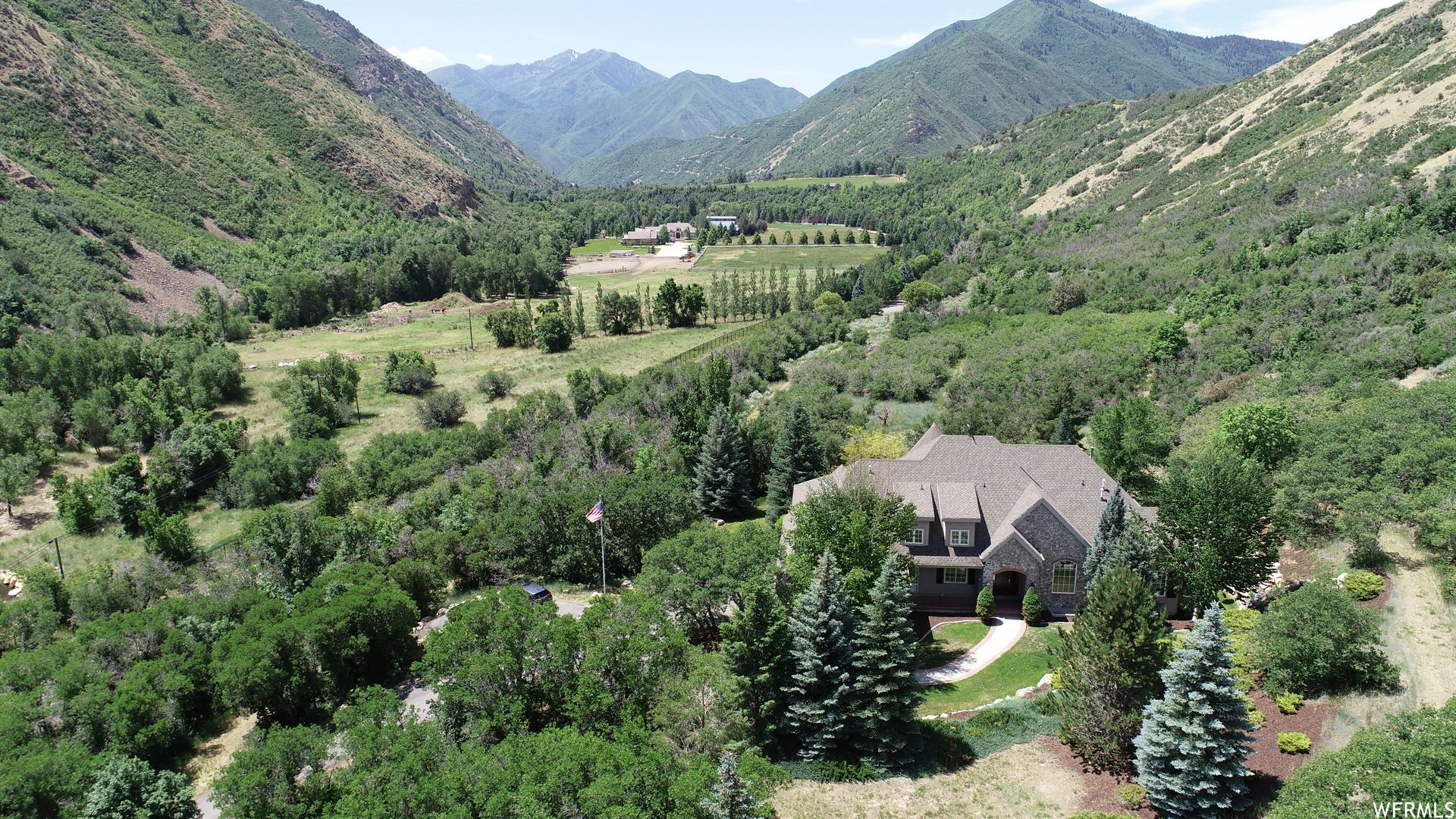 Photo of 238 S HOBBLE CREEK CANYON E RD #1, Springville, UT 84663 (MLS # 1669246)