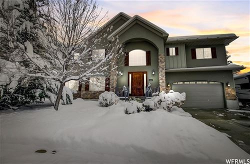 Photo of 2326 E TREASURE MOUNTAIN CIR, Sandy, UT 84093 (MLS # 1725260)