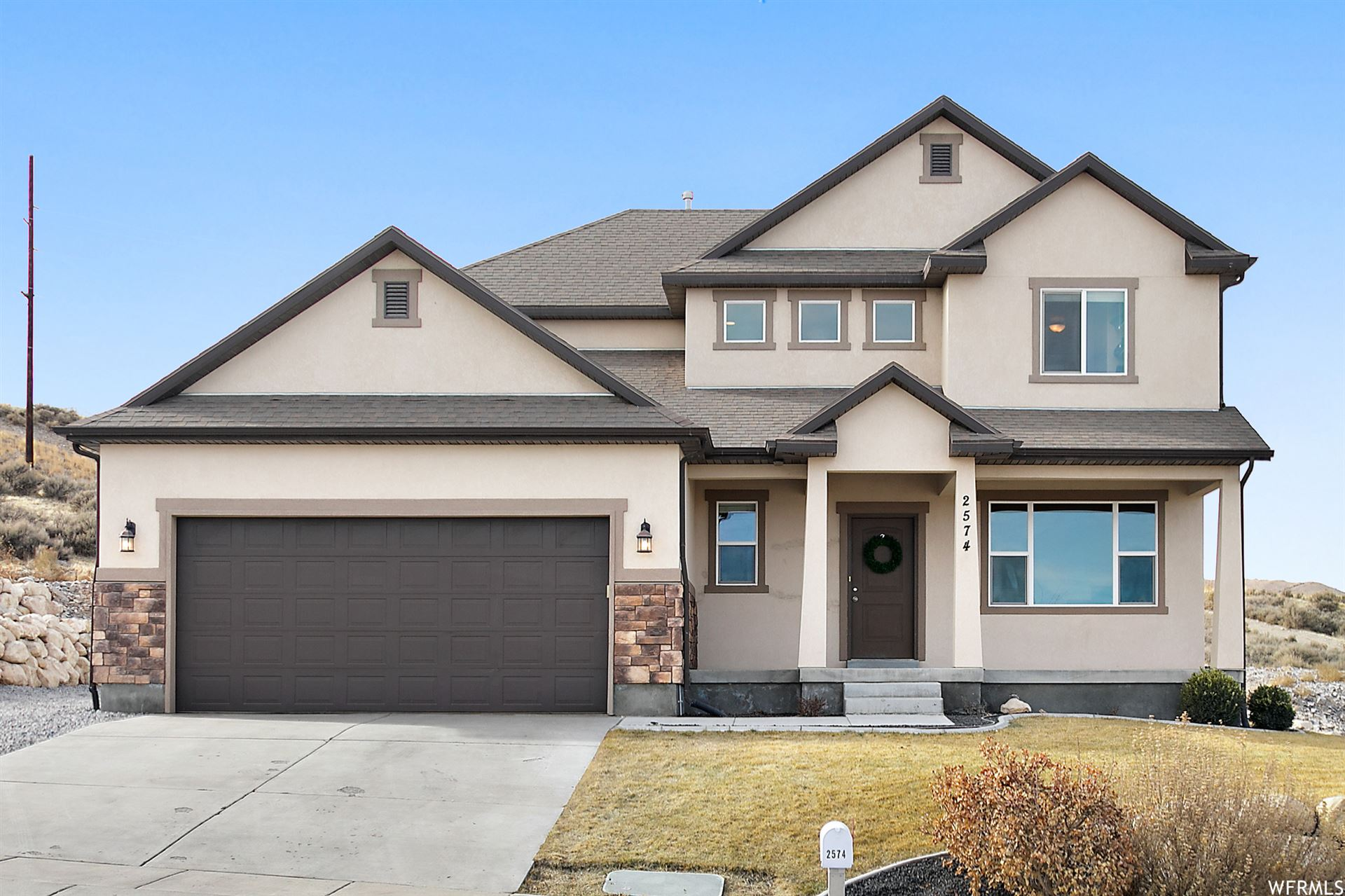 Photo of 2574 S COLT W DR, Saratoga Springs, UT 84045 (MLS # 1724274)