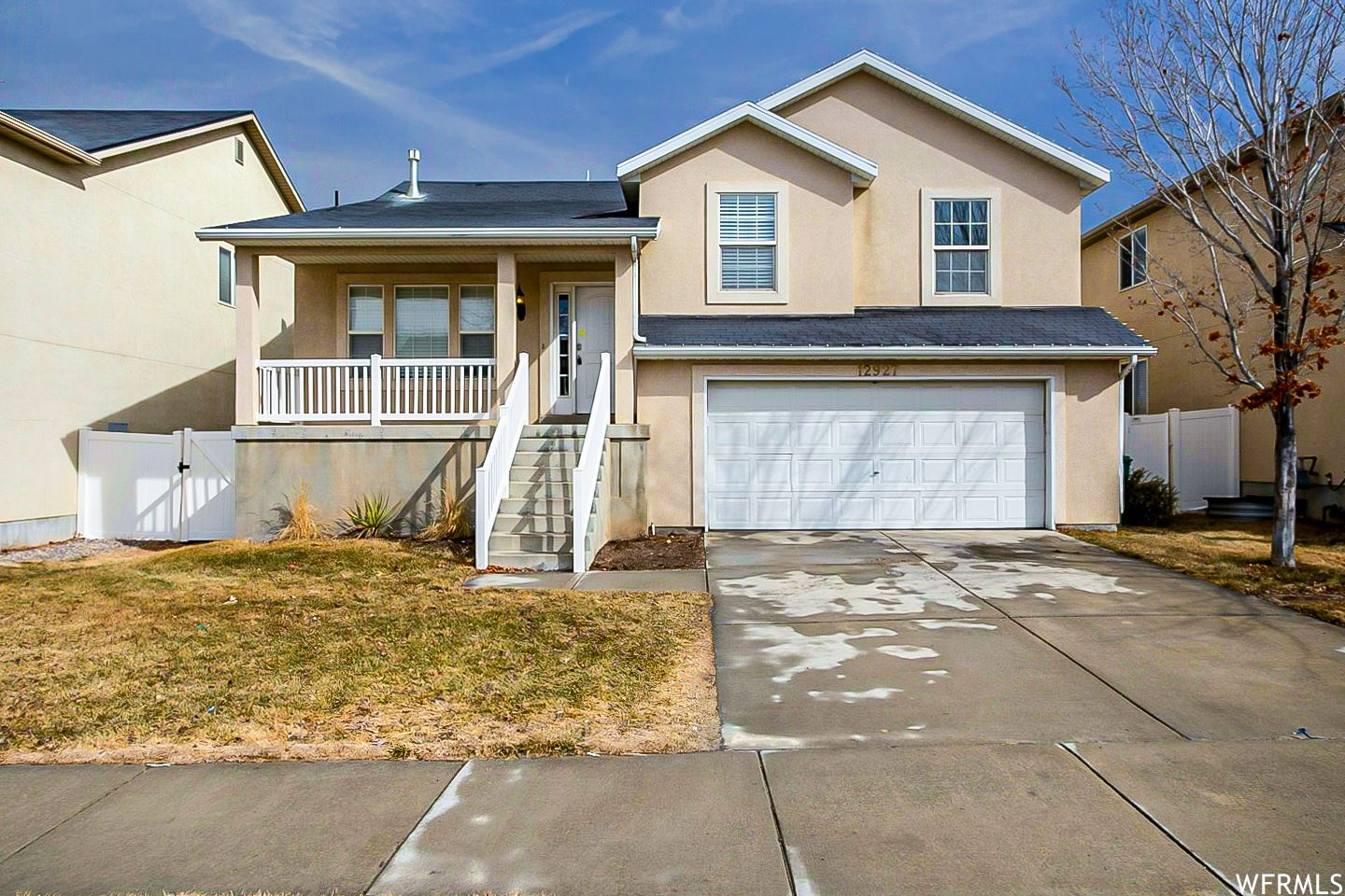 Photo of 12927 S GRINDSTONE CIR, Riverton, UT 84096 (MLS # 1727281)