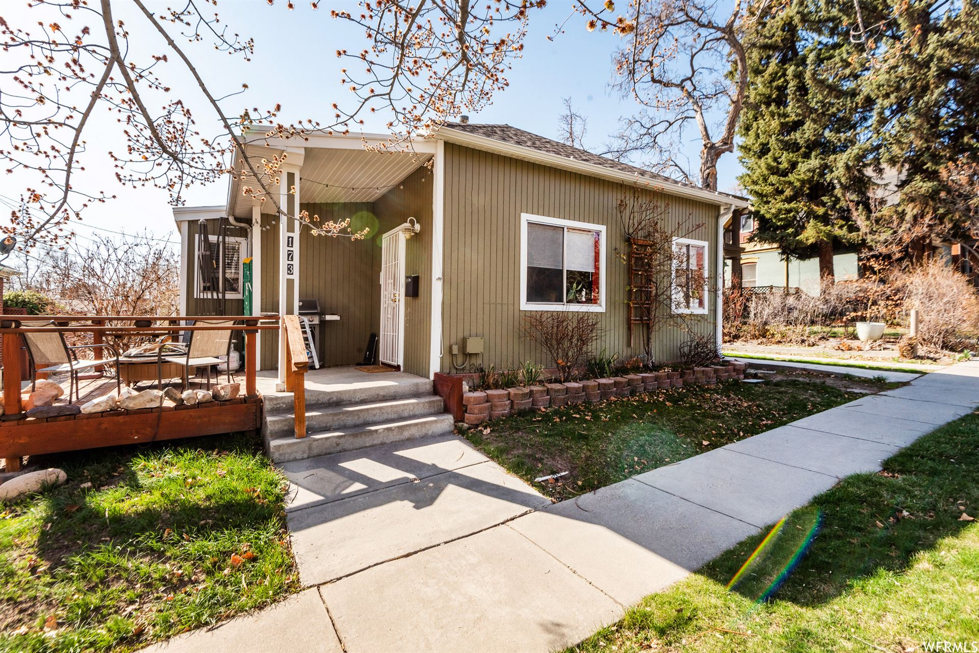 Photo of 173 N H E ST, Salt Lake City, UT 84103 (MLS # 1733281)