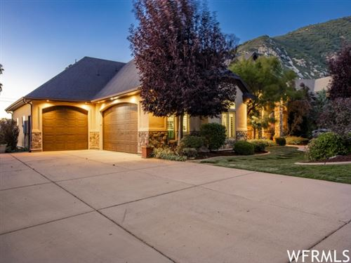 Photo of 3671 E QUIET RIDGE CIR, Sandy, UT 84092 (MLS # 1687283)