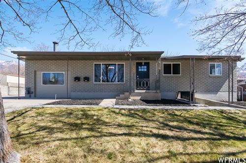Photo of 7775 S STEFFENSEN DR, Cottonwood Heights, UT 84121 (MLS # 1733301)