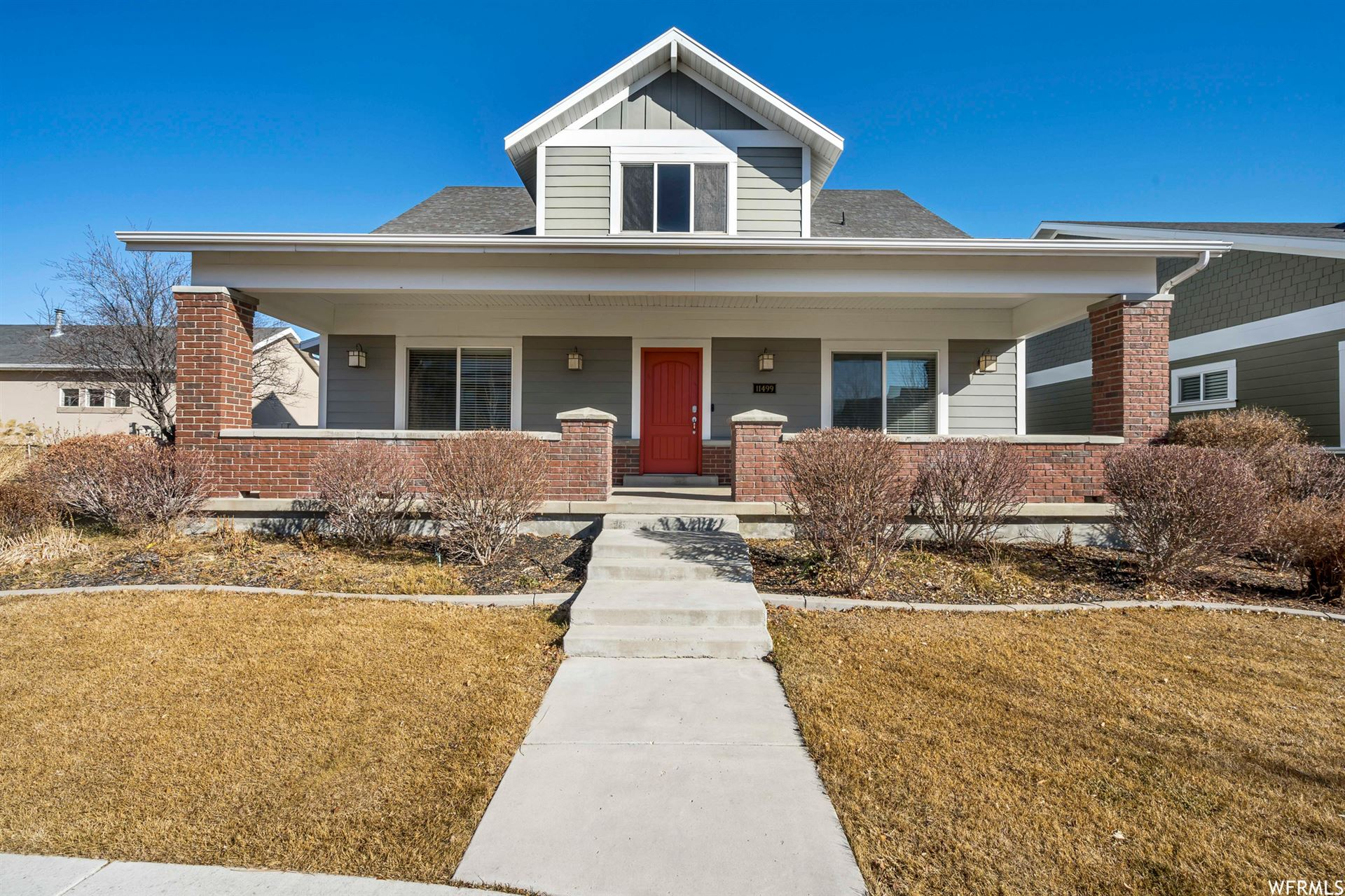 Photo of 11499 S WEXFORD W WAY, South Jordan, UT 84009 (MLS # 1721303)