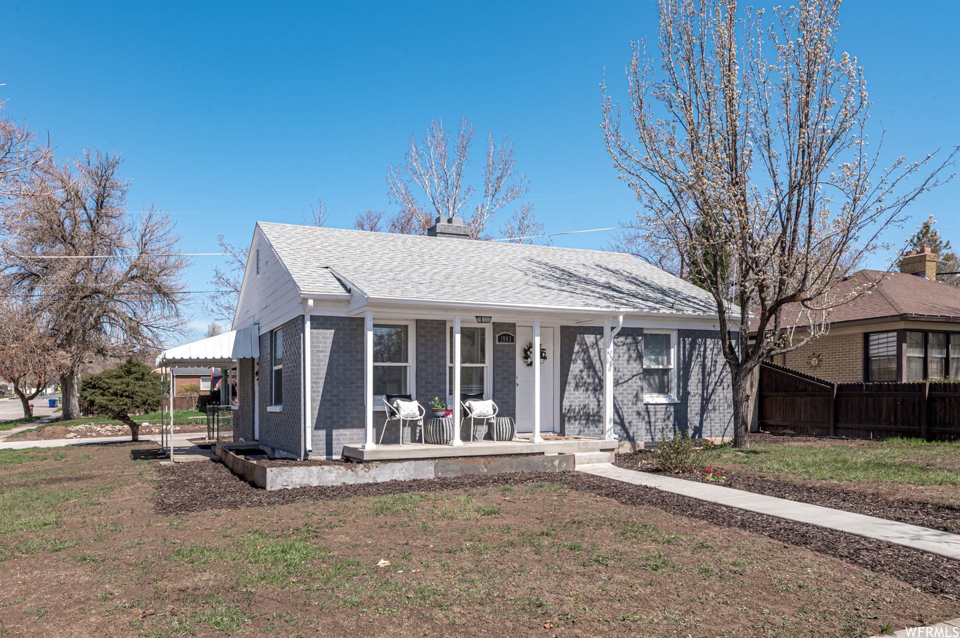 Photo of 1903 E REDONDO S AVE, Salt Lake City, UT 84108 (MLS # 1734311)