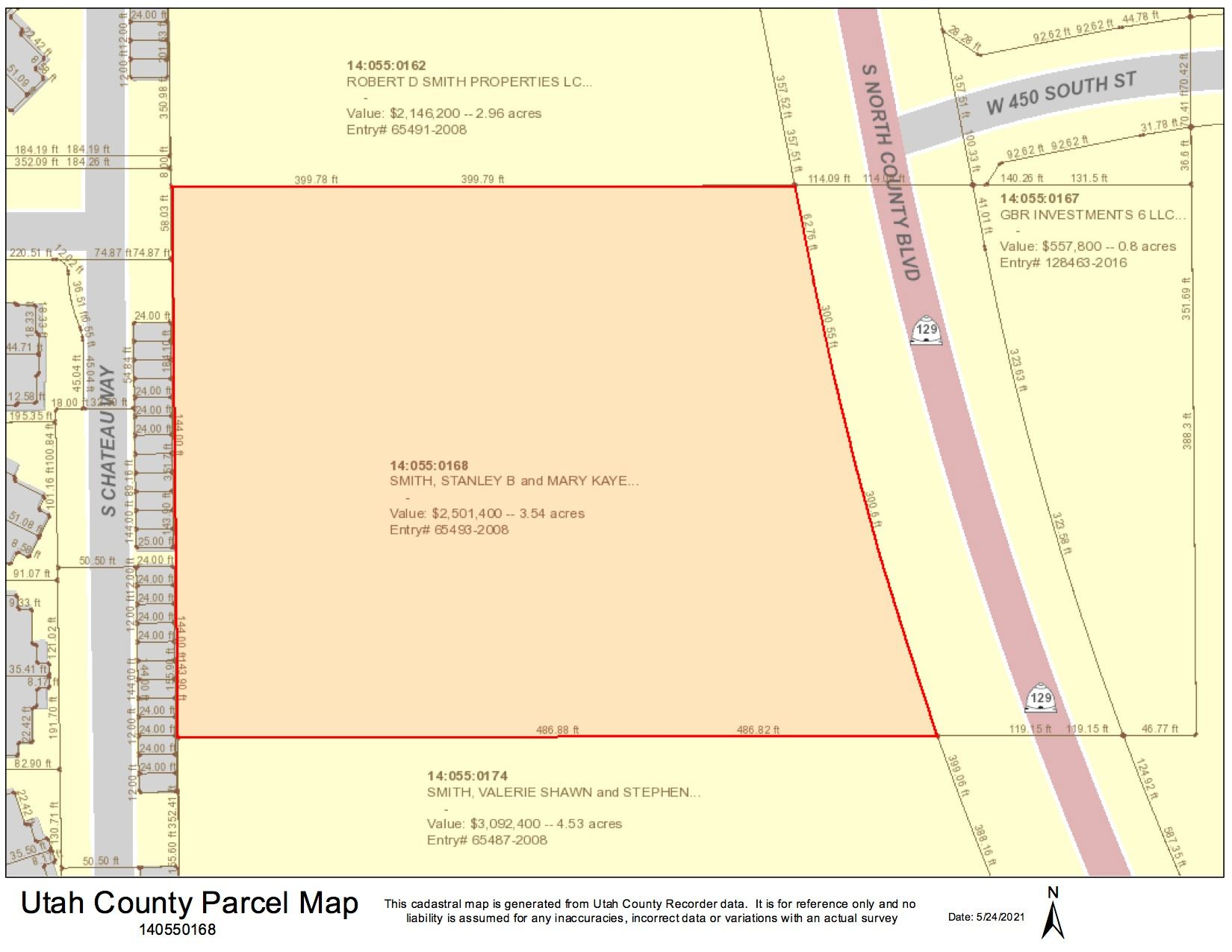 Photo of 0, Pleasant Grove, UT 84062 (MLS # 1744318)