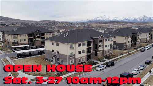 Photo of 3635 E CLEAR ROCK RD #6, Eagle Mountain, UT 84005 (MLS # 1731335)