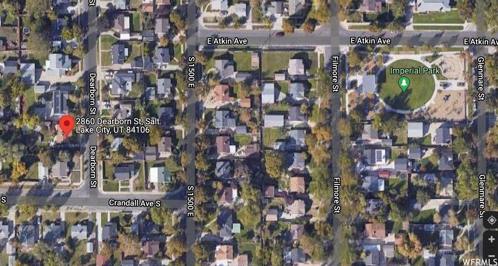 Photo of 2860 S DEARBORN ST, Salt Lake City, UT 84106 (MLS # 1774362)