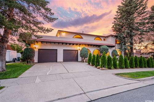 Photo of 8688 S RUSSELL PARK RD, Cottonwood Heights, UT 84121 (MLS # 1749401)