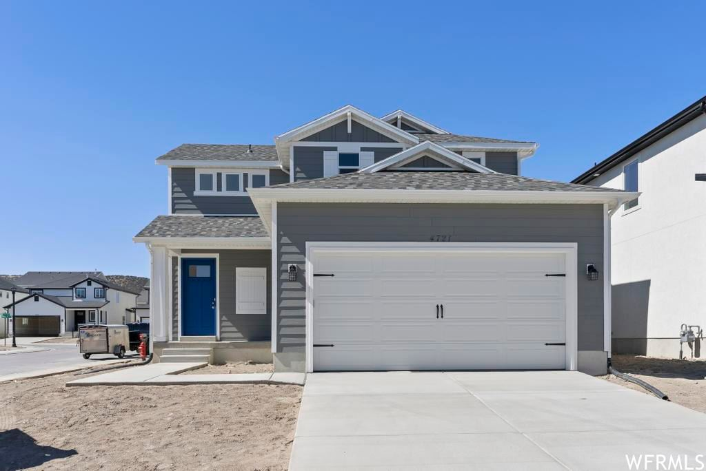 Photo of 4721 E BREEZY PATCH N RD, Eagle Mountain, UT 84005 (MLS # 1770422)