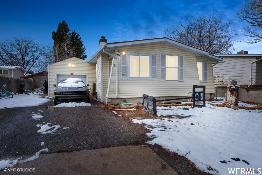 Photo of 4452 S HONEYWOOD LANE W, West Valley City, UT 84120 (MLS # 1725423)