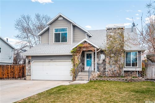 Photo of 9891 S DOLOMITE LN, Sandy, UT 84094 (MLS # 1734427)