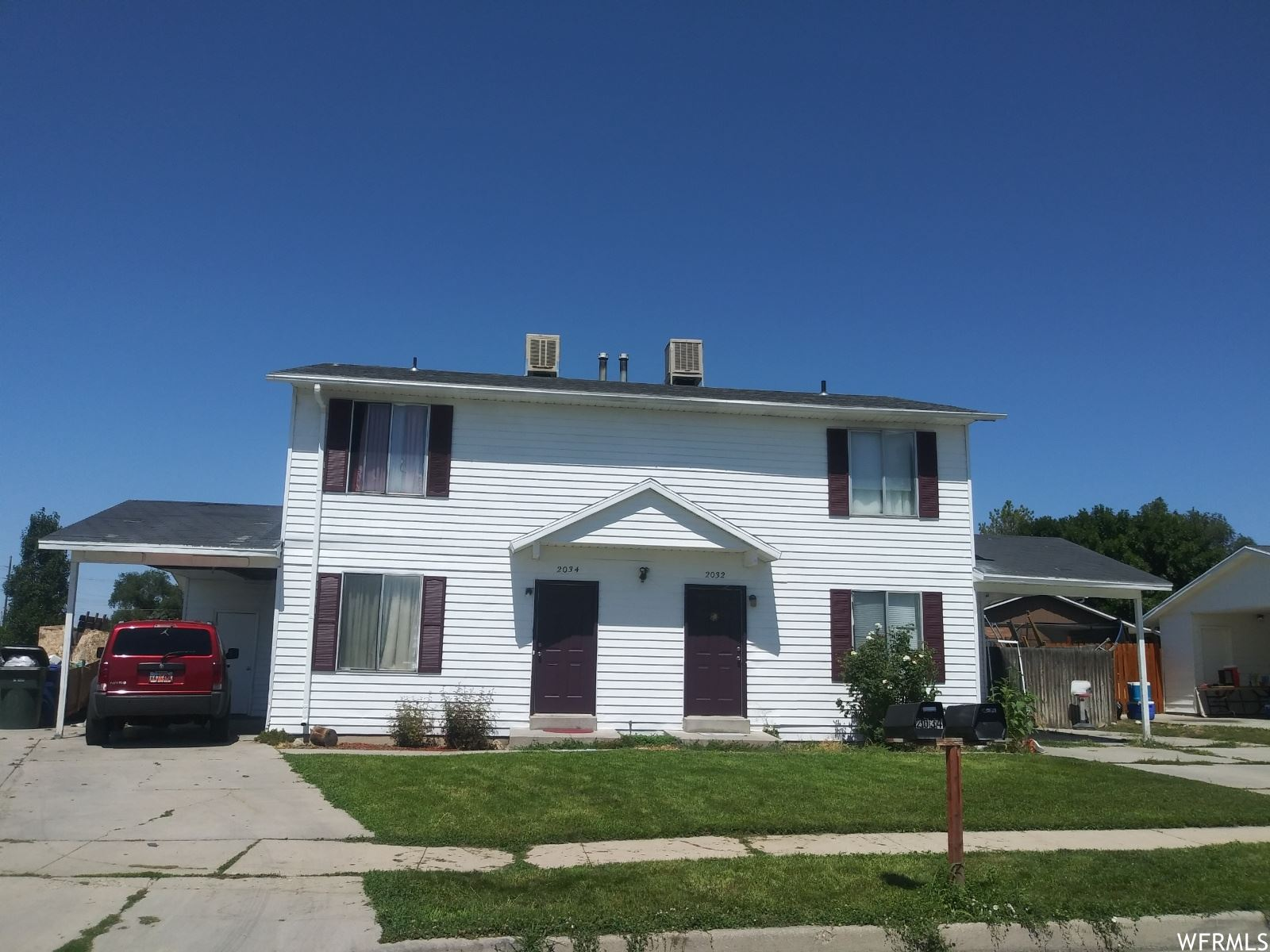 Photo of 2032 W HYANNIS AVE, West Valley City, UT 84119 (MLS # 1746440)