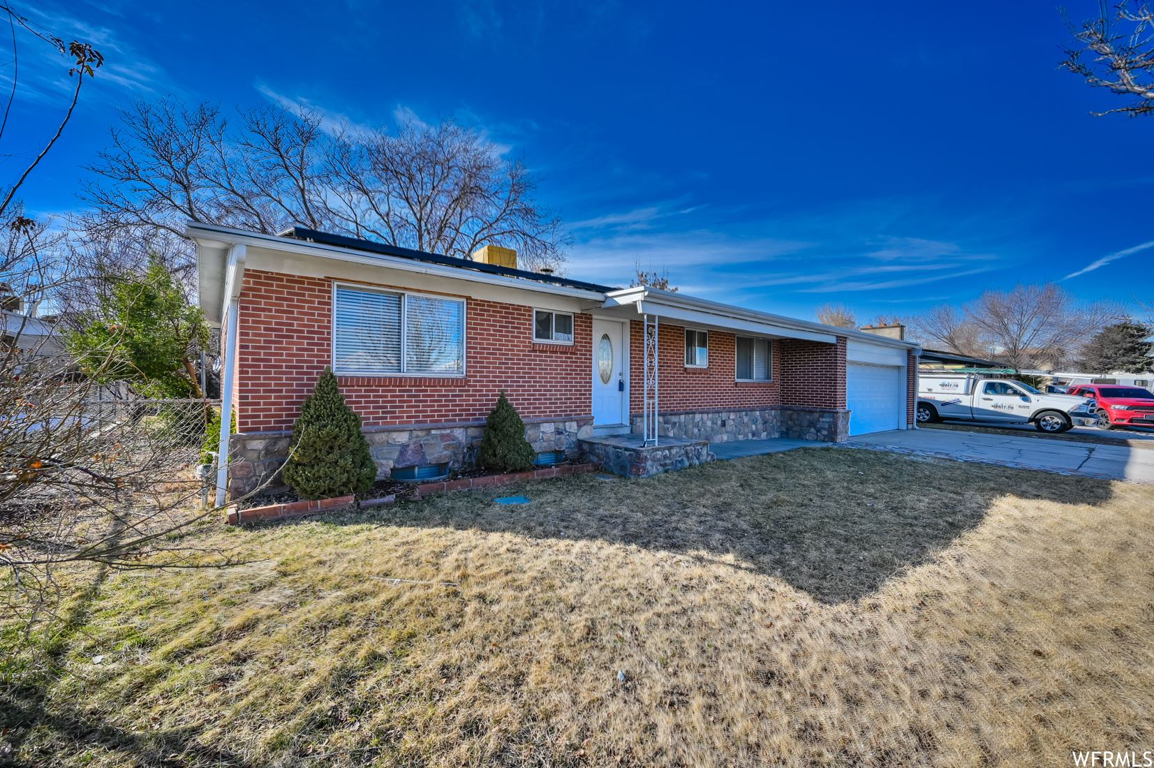 Photo of 4680 S 3200 W, West Valley City, UT 84119 (MLS # 1727457)