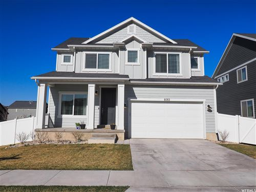 Photo of 9263 N VERNHAM LN, Eagle Mountain, UT 84005 (MLS # 1734460)