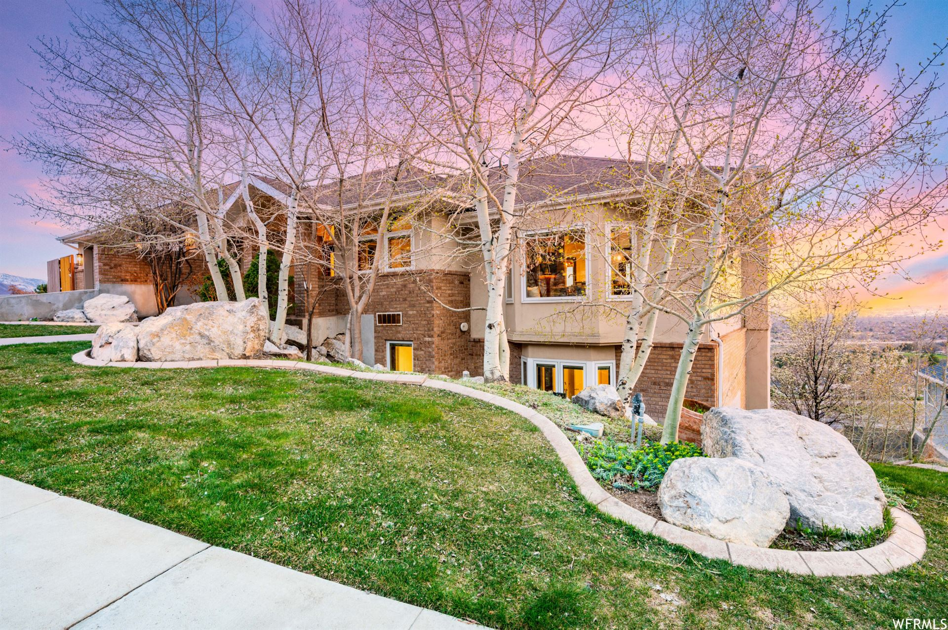 Photo of 2466 S PROMONTORY DR, Salt Lake City, UT 84109 (MLS # 1734473)