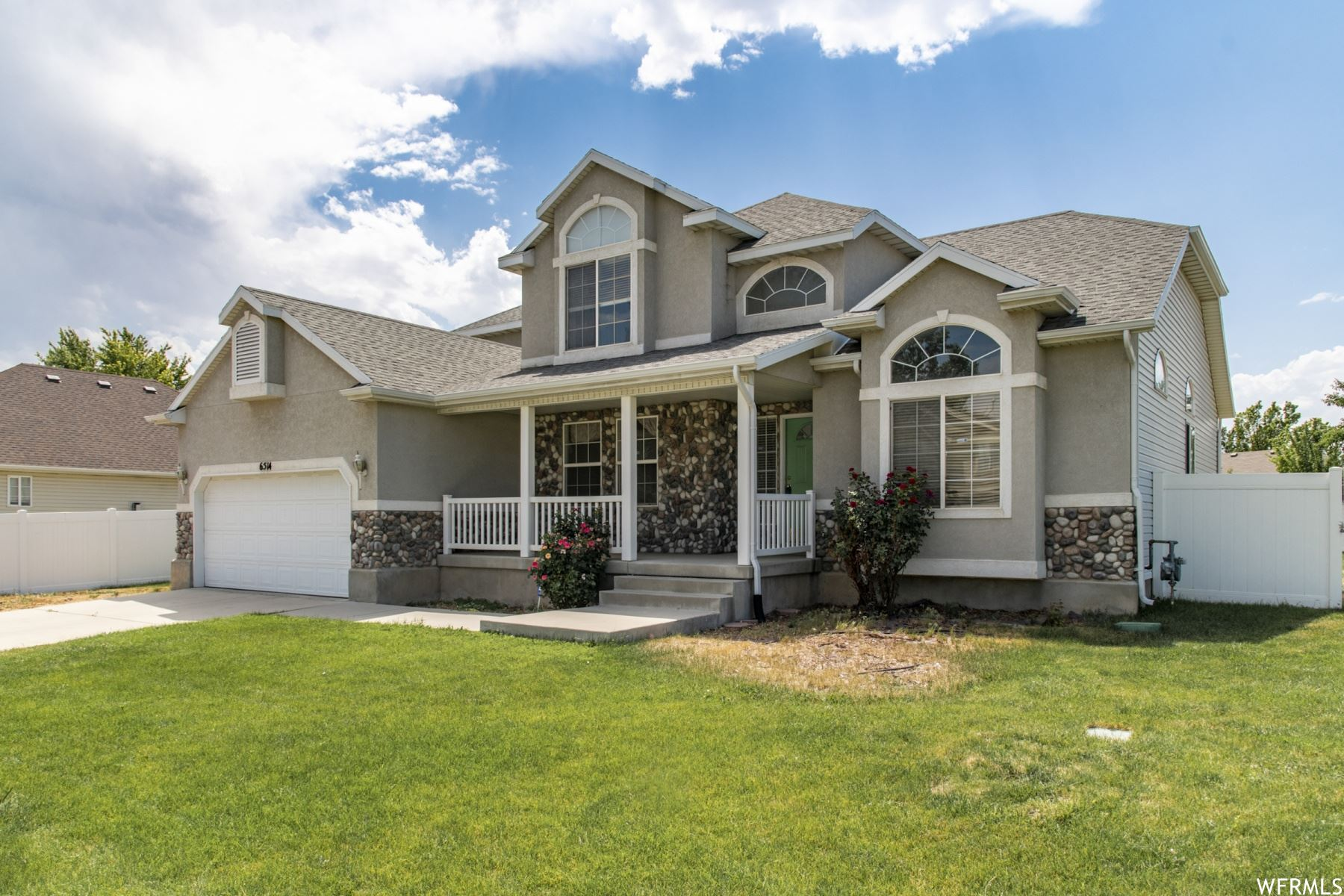 Photo of 6514 S SILVER MEDAL DR, Taylorsville, UT 84129 (MLS # 1755483)