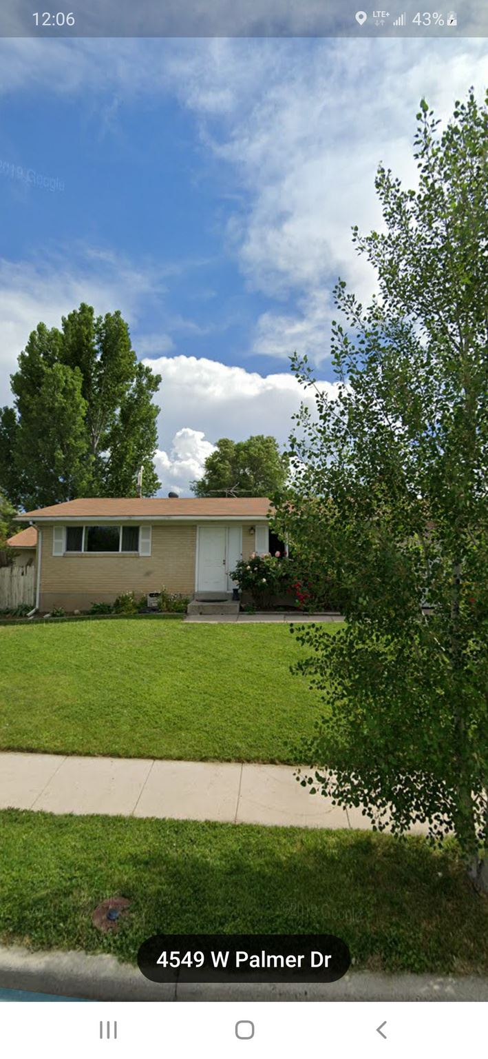 Photo of 4549 W PALMER DRIVE DR, West Valley City, UT 84120 (MLS # 1732490)