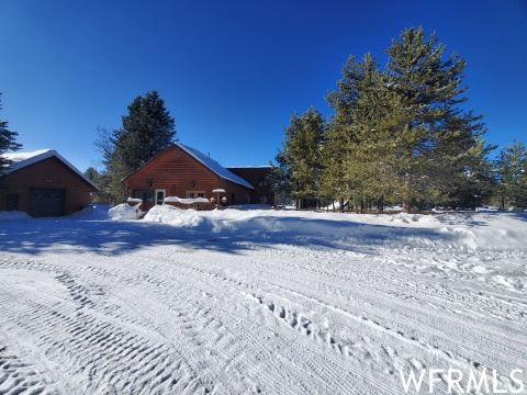 Photo of 4073 WINCHESTER RD, Island Park, ID 83429 (MLS # 1721499)