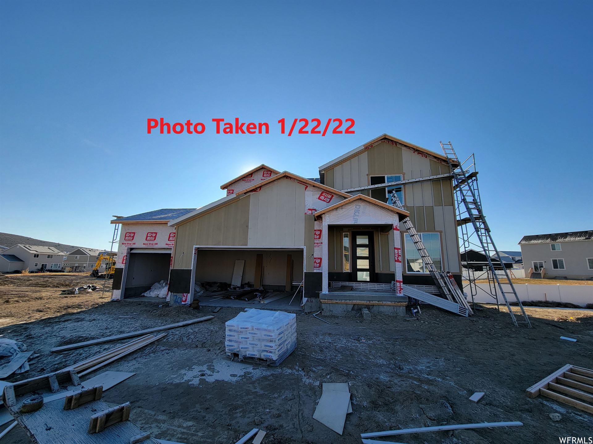 Photo of 1794 E JOHNSTOWN N RD #708, Eagle Mountain, UT 84005 (MLS # 1770503)