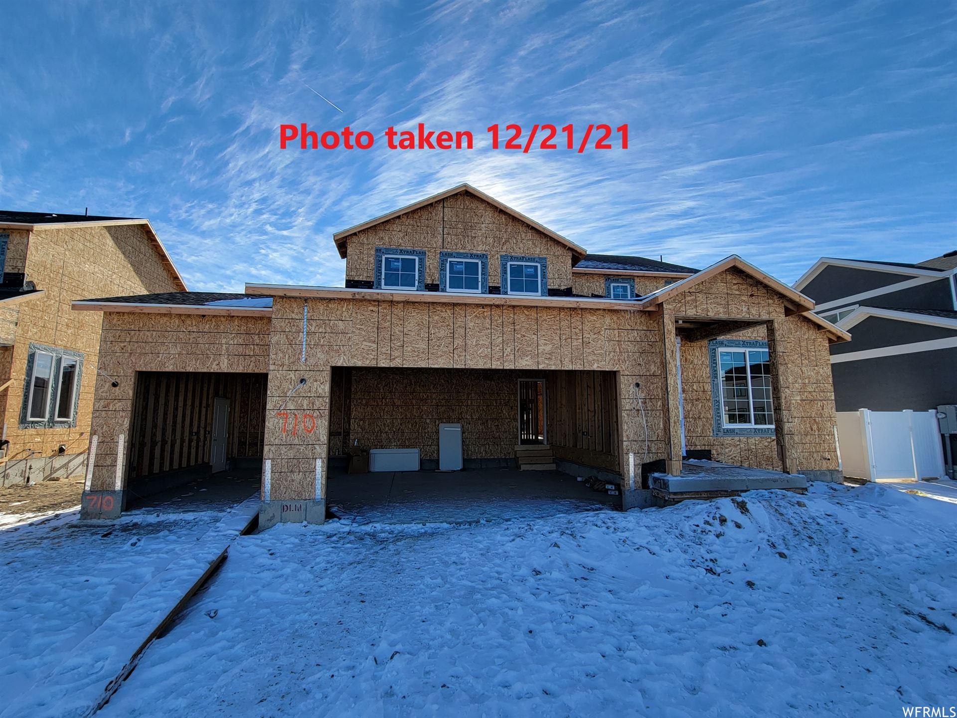 Photo of 1766 E JOHNSTOWN N RD #710, Eagle Mountain, UT 84005 (MLS # 1770505)