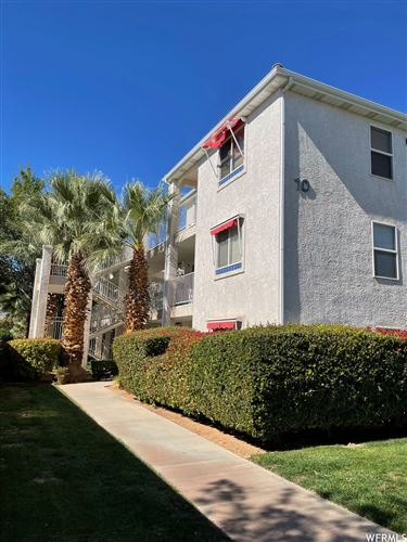 Photo of 1845 W WEST CANYON VIEW W DR #1006, Saint George, UT 84770 (MLS # 1776513)