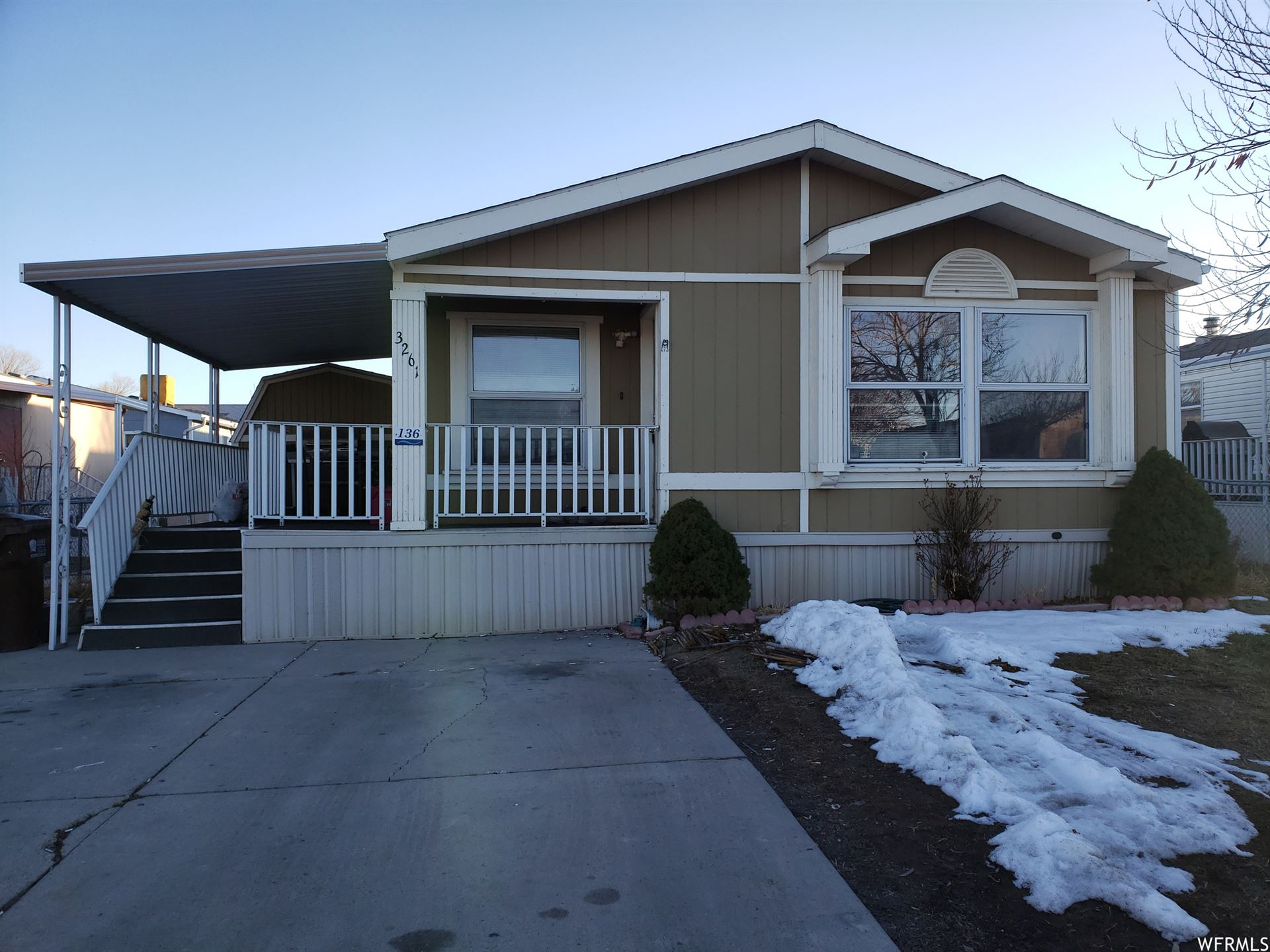 Photo of 3261 W CHESTER PARK S DR, West Valley City, UT 84118 (MLS # 1727522)