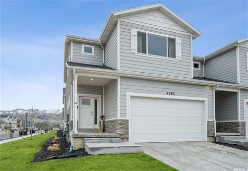 Photo of 4382 E PALOMINO N WAY, Eagle Mountain, UT 84005 (MLS # 1734531)